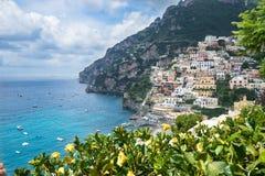 Coast of Amalfi Stock Photo