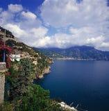 Coast of Amalfi Royalty Free Stock Images