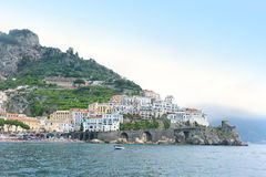 Coast Amalfi Royalty Free Stock Photo
