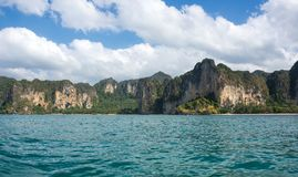 The coast of Andaman sea royalty free stock images