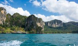 The coast of Andaman sea Royalty Free Stock Photography
