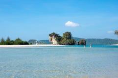 The coast of Andaman sea royalty free stock image