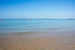 The coast of Andaman sea Stock Photos