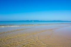 The coast of Andaman sea Stock Photography
