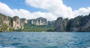 The coast of Andaman sea Stock Image
