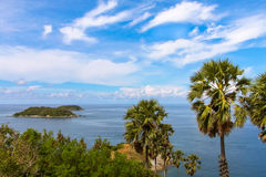The coast of the Andaman sea Stock Photo