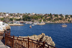 Coast of Antalya, Turkey Stock Image