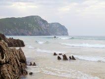 Coast of Asturias Royalty Free Stock Photos