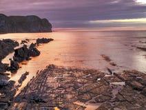Coast of asturias, Spain Stock Photos
