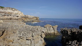 Coast Atlantic ocean Royalty Free Stock Photo