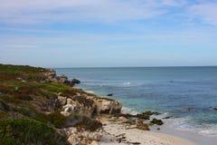 Coast. In Australia Stock Images