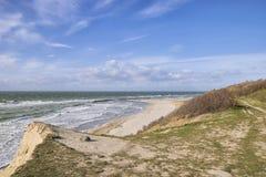 Coast of Baltic Sea Stock Photo