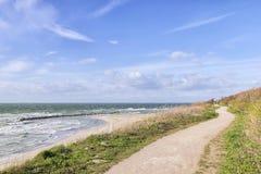 Coast of Baltic Sea Stock Photos