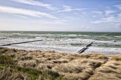 Coast of Baltic Sea Royalty Free Stock Photos