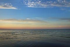 Coast of Baltic sea. Stock Images