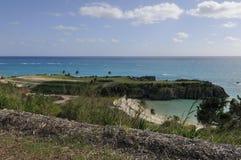 Coast of Bermuda Stock Photos