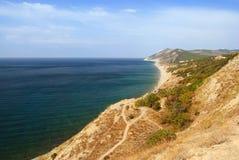 Coast of the black sea Stock Photography
