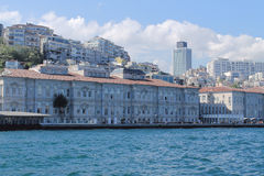 Coast of the Bosphorus Stock Images