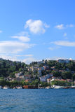 Coast of the Bosphorus Stock Photos