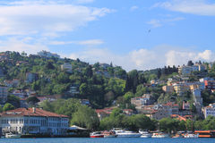 Coast of the Bosphorus Stock Photo