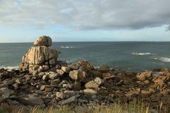 Coast of Brittany Stock Photos