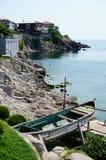 Coast of Bulgaria Stock Photos