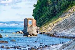 Coast of Cape Arkona Stock Photos