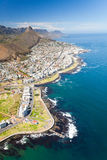 Coast of Cape Town Royalty Free Stock Images