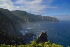 Coast and Cliffs Royalty Free Stock Photos