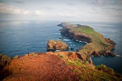 Coast. A coastal line forming a rocky landscape Stock Images