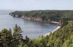 Coast, Coastal And Oceanic Landforms, Headland, Nature Reserve stock image