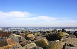 coast colonia del gravel Σακραμέντο Στοκ Φωτογραφία