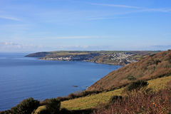 Coast of Cornwall Stock Photography