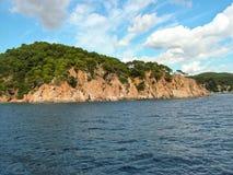 Coast of the Costa Brava - 1 Stock Photos