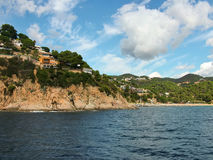 Coast of the Costa Brava - 3 Stock Photography