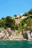 Coast of Costa Brava Spain Royalty Free Stock Image