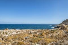 Coast of Crete island Royalty Free Stock Photography