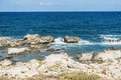 Coast of Crete island Royalty Free Stock Photo