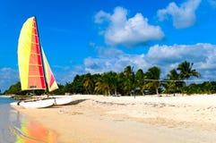 The coast of Cuba Stock Photography