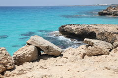 Coast of Cyprus Stock Photos