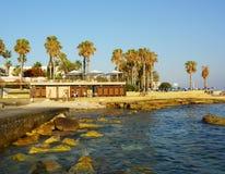 Coast of Cyprus Royalty Free Stock Image