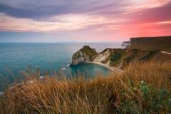 Coast of Dorset, UK. Royalty Free Stock Photo