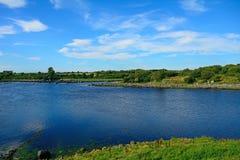 Coast, Dunguaire, Ireland Royalty Free Stock Photography