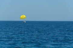 Coast in Egypt. Red Sea. Marine entertainment Stock Photo