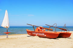 The Coast of Etruscans Royalty Free Stock Images