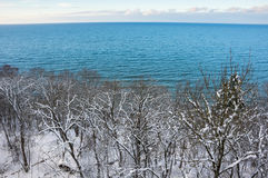 The coast of Finnish Gulf Stock Photo