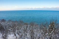 The coast of Finnish Gulf Stock Photos