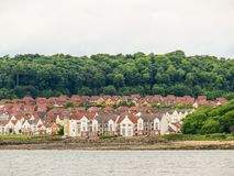 Coast of the Firth of Forth. Edinburgh, Scotland. UK Stock Image