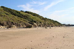 Coast of France, Normandy Royalty Free Stock Photos