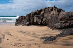Coast of Fuerteventura Royalty Free Stock Photo